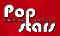Middleton Popstars Logo