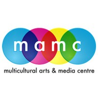 Multicultural Arts and Media Centre logo